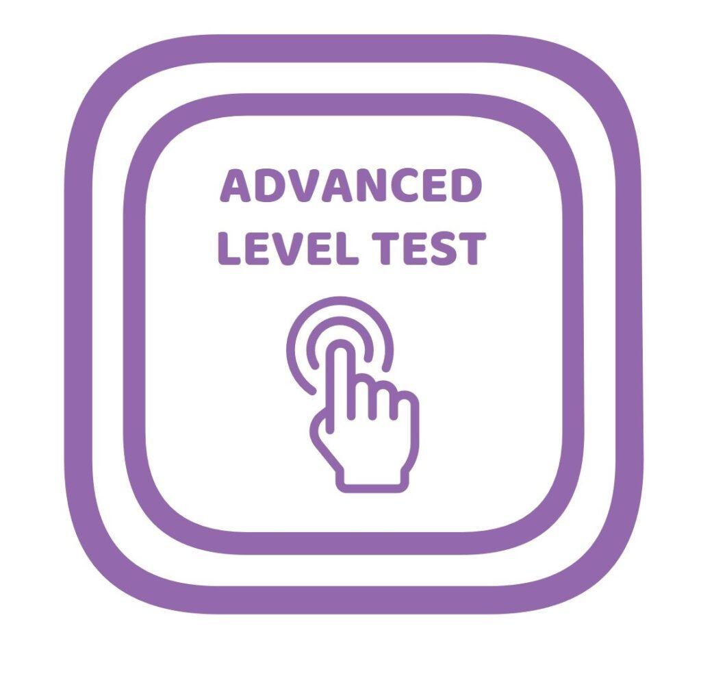 Test Avanzado de nivel de inglés