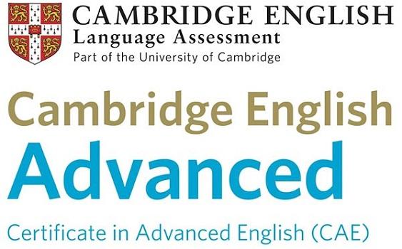 C.A.E - Certificate in Advanced English