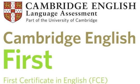 F.C.E - First Certificate in English